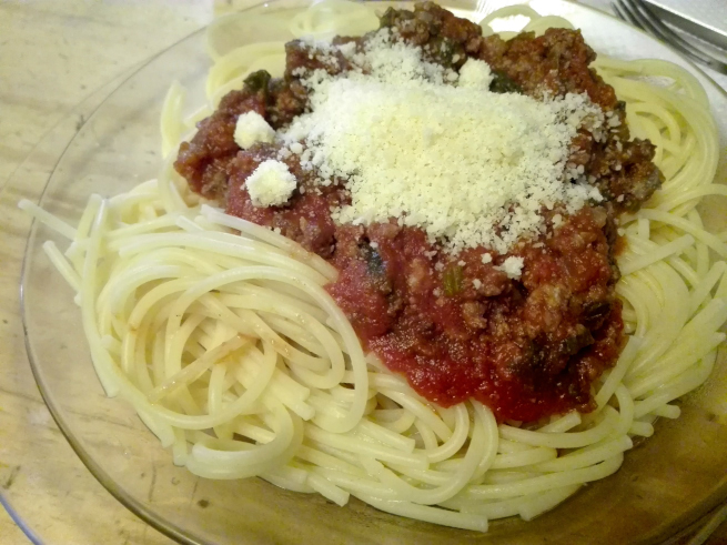 ウユニのスパゲティ