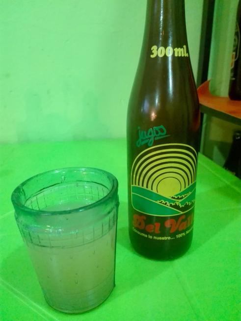 ウユニのジュース