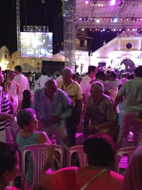 コロンビアのダンス