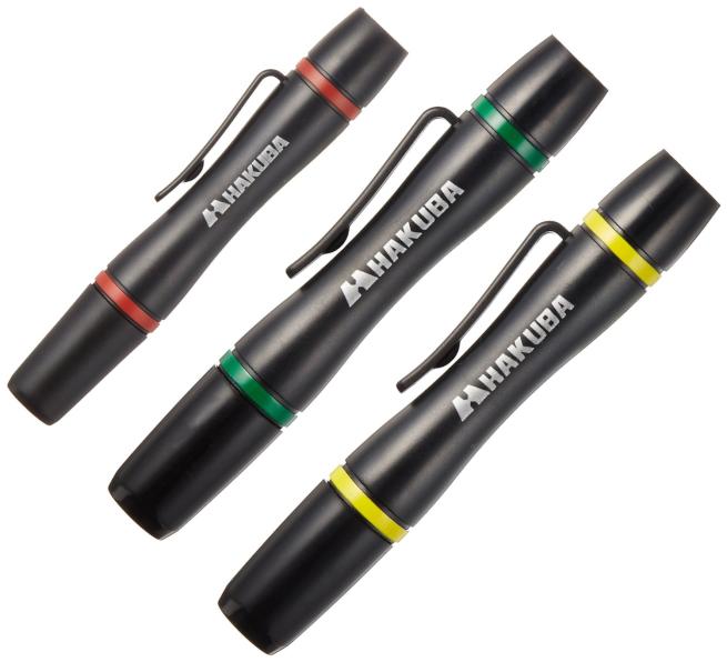 カメラレンズの汚れを掃除するならレンズペンがおすすめ