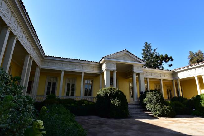 創業者の家