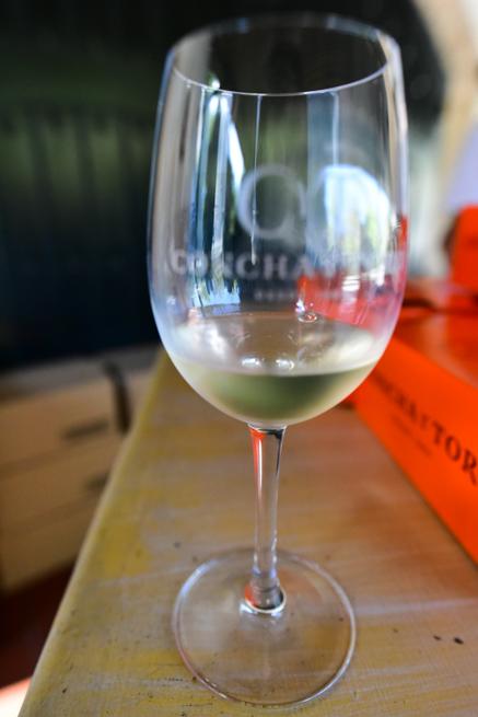 コンチャイトロの白ワイン