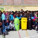 【ウユニ塩湖プロジェクトの活動報告】青年海外協力隊OB2名がウユニ市の学校で環境教育ワークショップを行いました