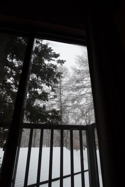 LAMPの窓からの景色