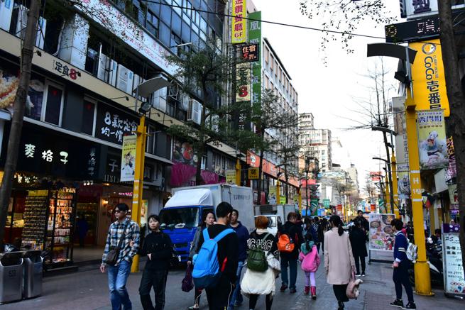 日本と中国に似ている台湾