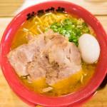 6月4日に海外ブロガーオフ会が開催される台湾・台北の武藤拉麺で海老叉焼特盛ラーメンを食べてきたよ