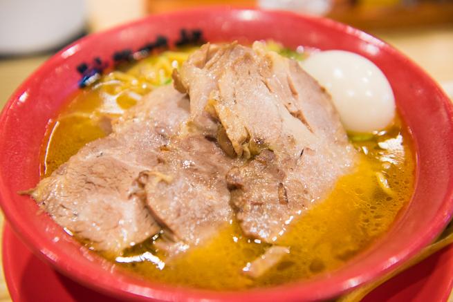 武藤拉麺のとろとろチャーシュー