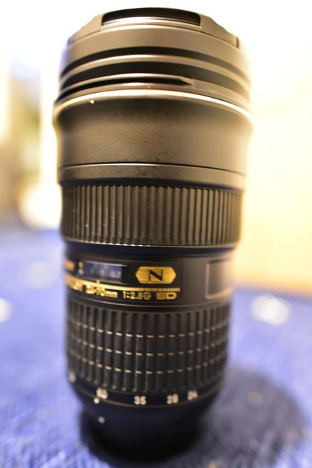 AF-S NIKKOR 24-70mm f/2.8G EDの写真