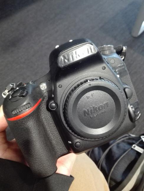 NikonD750がリコールで部品交換