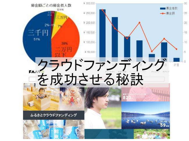 クラウドファンディングのやり方とコツ!READYFORで100万円の募金を集めた方法