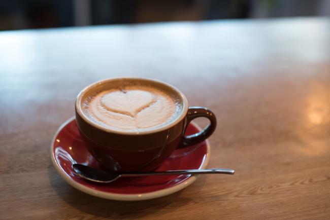 メデジンのお洒落なカフェ