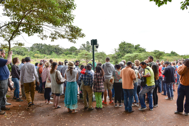ナイロビの像の孤児院