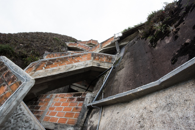 エルペニョールの階段