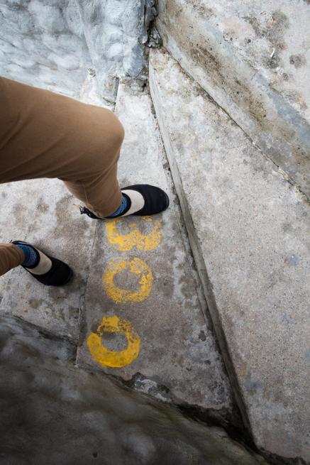 300段目の階段