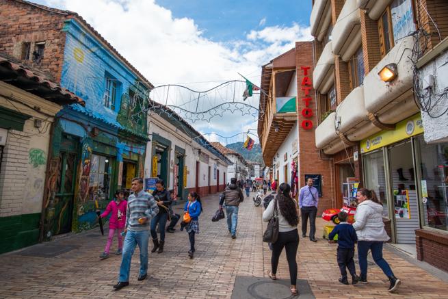 コロンビアのシパキラ