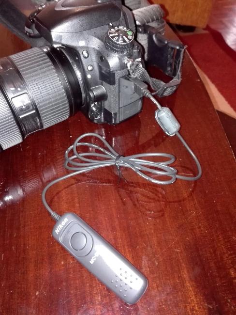 NikonのレリーズをD750に繋げる
