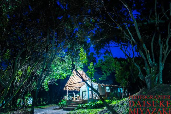 マサイマラ国立公園のテント