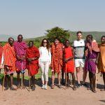 ケニアで人気のマサイ族の村訪問ツアーに参加する方法!マサイマラ国立公園サファリではライオンや野生動物を撮影した