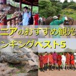 ケニアのおすすめ観光地、穴場スポットを三ヶ月暮らした僕が解説【マサイマラ、ナイロビサファリ、ジラフセンター、象の孤児院、マンバビレッジ】
