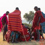 【衝撃体験】マサイ族伝統の妻の夜這いに興奮した一日目!ケニアのマサイ村に5日間ホームステイした秘境体験談