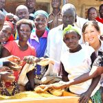 ケニアの大豆農家を支えたい!薬師川智子さんがクラウドファンディングに挑戦[PR]