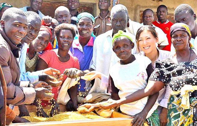 大豆栽培をとおして、ケニアの小規模農家のくらしを支えたい!