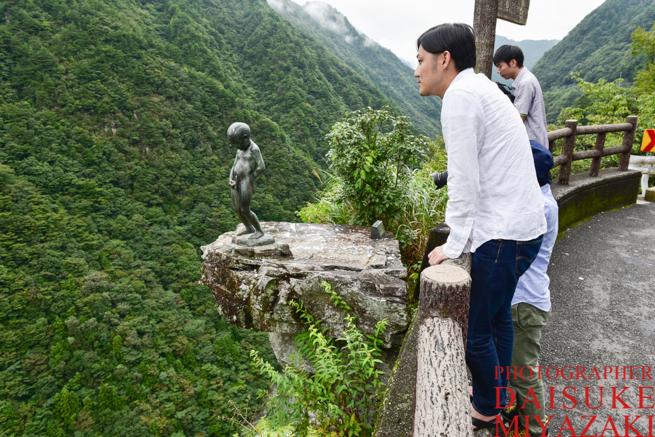 徳島県の小便小僧