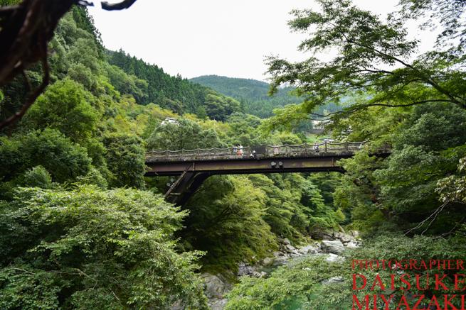 コンクリート製の橋