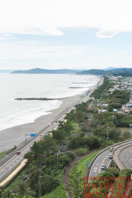 高知県の海岸