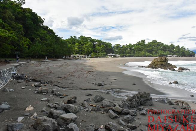 高知県の桂浜