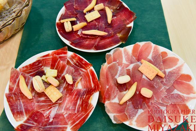 イベリコ豚の食べ比べセット