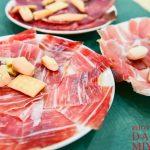 マドリードのムセオデルハモン訪問記!レストラン&バルの生ハム博物館で3種類のスペイン生ハムを食べ比べ