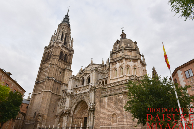 トレドの大聖堂