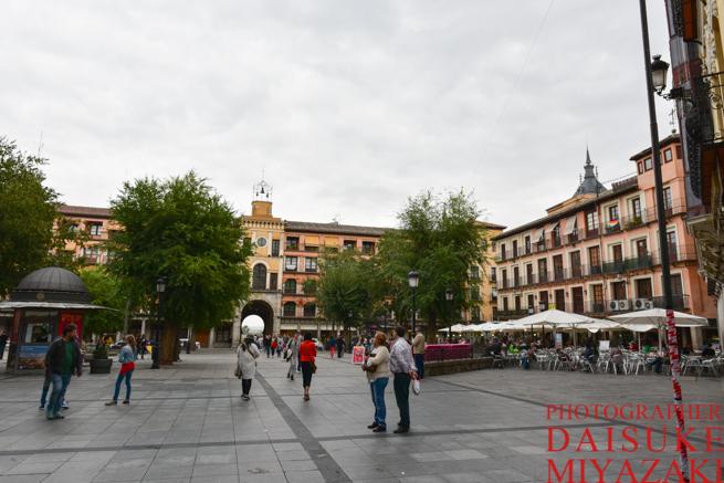 スペインの広場