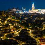インスタ映え確実!マドリードからトレドまでバスで日帰りで行く方法、アルカサル・カテドラルの絶景夜景撮影スポット