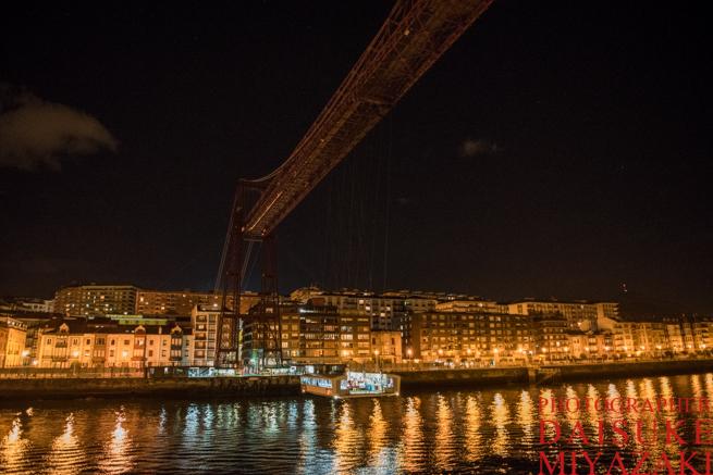 ビルバオのビスカヤ橋