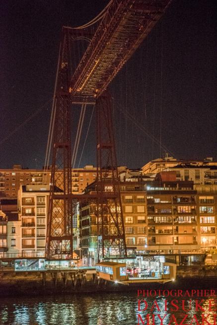 ビスカヤ橋の構造