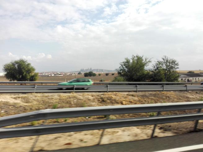 スペインの郊外の写真