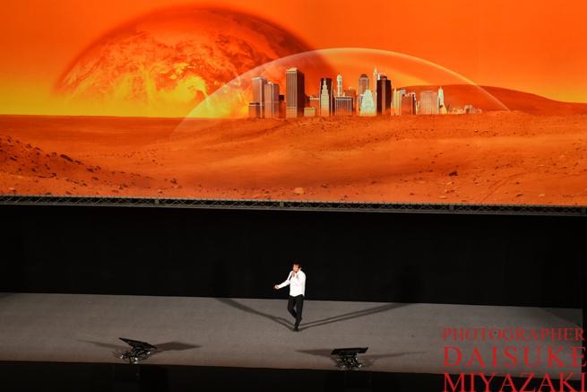 火星移住を語る高城剛