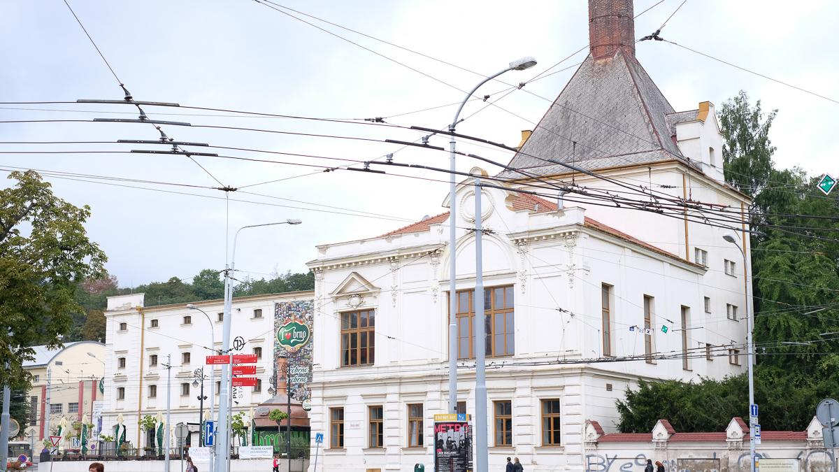 チェコ第二の都市ブルノのスタロブルノStarobrnoでビールとチェコ料理を満喫