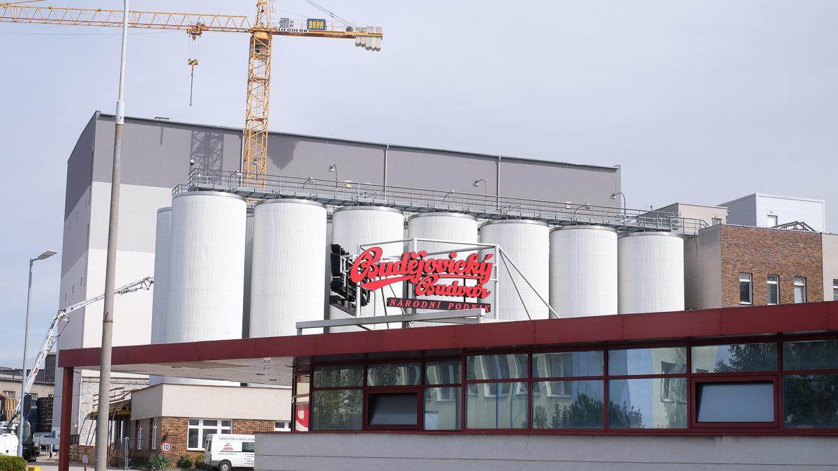 チェコのバドワイザー?ブドヴァイゼル・ブドヴァルのビール工場見学