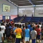 知らないうちに、中南米パナマで少年フットサルリーグを開催していた。