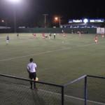 青年海外協力隊サッカー隊員!中南米パナマで選抜チームの試合を観戦した。