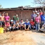 青年海外協力隊・野菜栽培隊員として二回目の有機肥料の講習会
