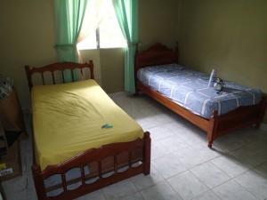 青年海外協力隊のホームステイの家を決める時に、ぼくは豪邸よりバルサを選んだ。