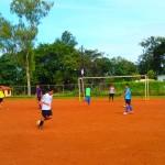青年海外協力隊の休日の過ごし方!選抜サッカーチームの練習に参加した。