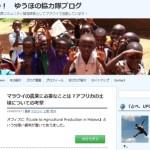 なんと、アフリカのマラウイにもwordpressを使いブログを書く青年海外協力隊ブロガーがいた!