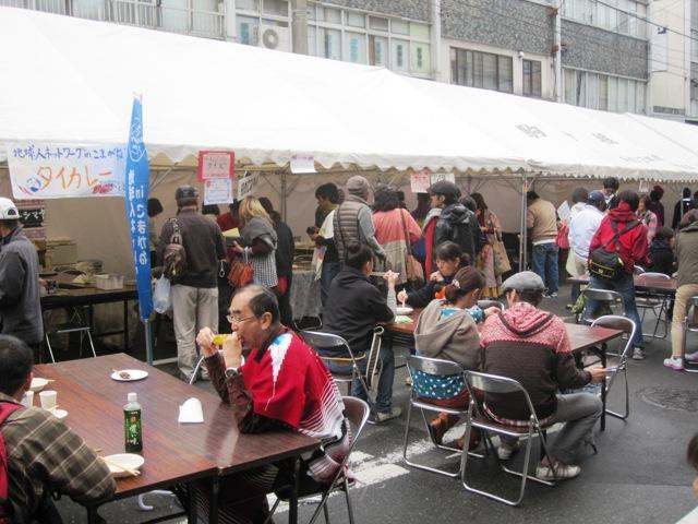 長野県駒ケ根市とJICAの共催イベント、みなこいワールドフェスタに行ってきた。