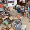 松本市の「まつもと古市」はレトロでお洒落な古道具だらけ!月に一回松本城大手門枡形跡広場で開催されているから行ってみて